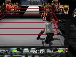 WWF WrestleMania 2000 Screenshot 1