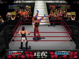 WWF WrestleMania 2000 Screenthot 2