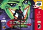 Batman Beyond - Return of the Joker Boxart