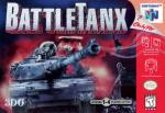 BattleTanx Box Art Front