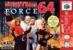 Fighting Force 64 Boxart