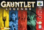 Gauntlet Legends Boxart