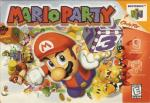 Mario Party Box Art Front