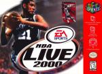 Play <b>NBA Live 2000</b> Online
