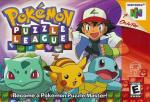 Pokemon Puzzle League Boxart