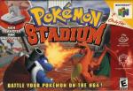 Pokemon Stadium Box Art Front
