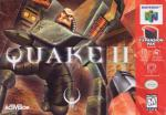 Quake II Box Art Front