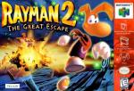 Rayman 2 - The Great Escape Boxart