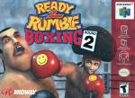 Ready 2 Rumble Boxing - Round 2 Boxart