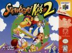 Snowboard Kids 2 Box Art Front