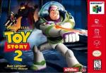 Toy Story 2 Box Art Front