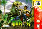 Turok - Dinosaur Hunter Box Art Front