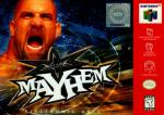 WCW Mayhem Box Art Front