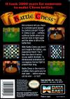 Battle Chess Box Art Back