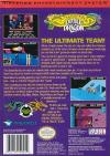 Battletoads & Double Dragon - The Ultimate Team Box Art Back