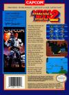 Mega Man 2 Box Art Back