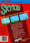Sky Kid Box Art Back
