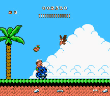 Adventure Island 2 Screenshot 1