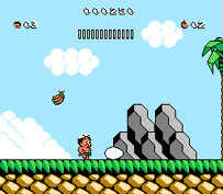 Adventure Island 3 Screenshot 2