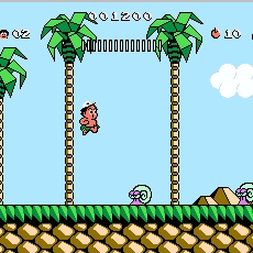 Adventure Island 3 Screenshot 3