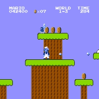 Adventures of Ice Mario Screenshot 3