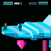 Battletoads & Double Dragon - The Ultimate Team Screenshot 2