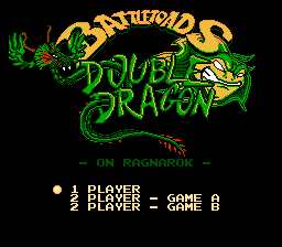 Battletoads & Double Dragon - on Ragnarok