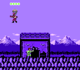 Bionic Commando - Winter Edition Screenshot 1