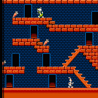 The Bugs Bunny Crazy Castle Screenshot 1