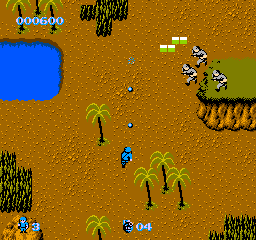 Commando Screenshot 2