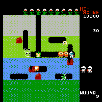 Dig Dug Screenshot 3