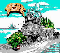 Donkey Kong Country 4 Screenshot 3