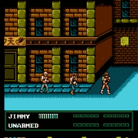 Double Dragon 3 Difficulty Fix