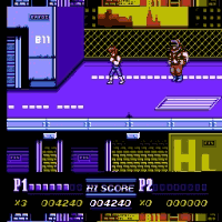 Double Dragon II - The Revenge Screenshot 1