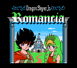 Dragon Slayer Jr. - Romancia (English Translation)