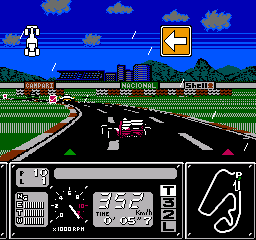 F-1 Sensation Screenshot 2