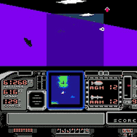 F-117a Stealth Fighter Screenshot 2