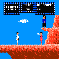 Karate Champ Screenshot 3