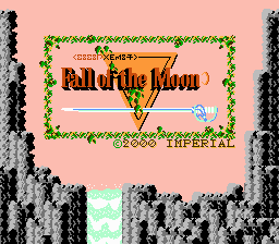 Legend of Zelda, The - Time Crisis - Fall of the Moon