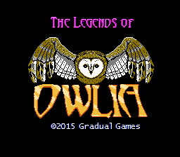 Legends of Owlia, The (demo)