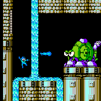 Mega Man 4 Screenshot 3