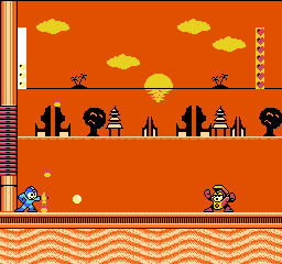 Mega Man In Java Island Screenshot 3