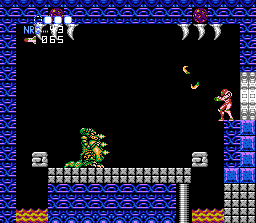 Metroid - mOTHER