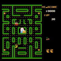 Ms. Pac-Man G Screenshot 1