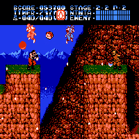 Ninja Gaiden II - The Dark Sword of Chaos Screenshot 1