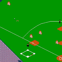 Play RBI Baseball Online NES Game Rom