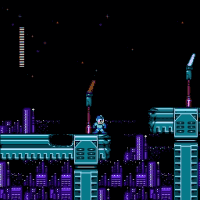 Rockman No Constancy Screenshot 1