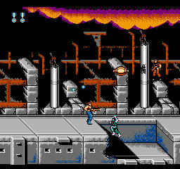 Super Contra Screenshot 1