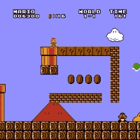 Super Mario Bash Screenshot 1