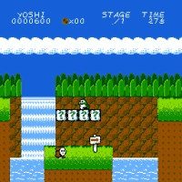 Super Mario Evolution Screenshot 1